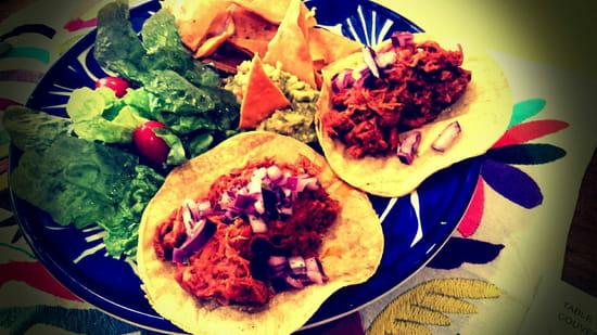 , Plat : El Pueblo  - Tacos  -