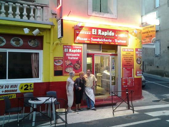 , Restaurant : El rapide