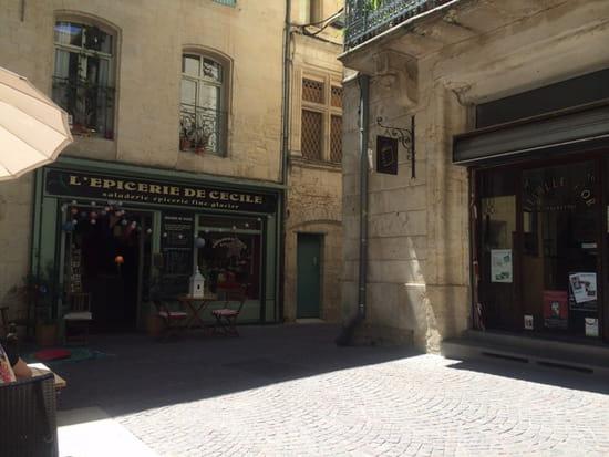 , Restaurant : Épicerie de Cécile