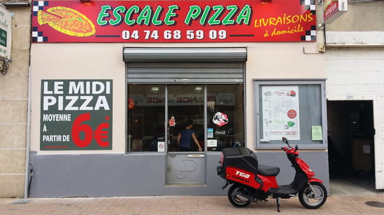 Escale Pizza