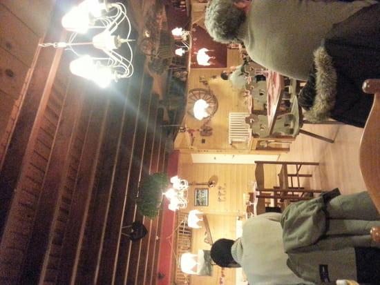 , Restaurant : Etoile des Neiges  - Salle de l'étage -