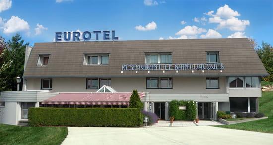 Eurotel le Saint Jacques