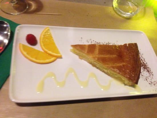 , Dessert : Euskadi  - Gâteau basque -