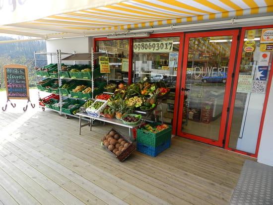 Exotika  - Fruits et Légumes en Terrasse -   © EXOTIKA