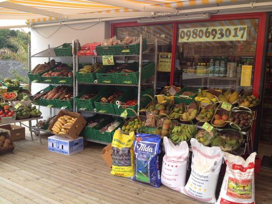 Exotika  - Fruits et Légumes -   © Exotika