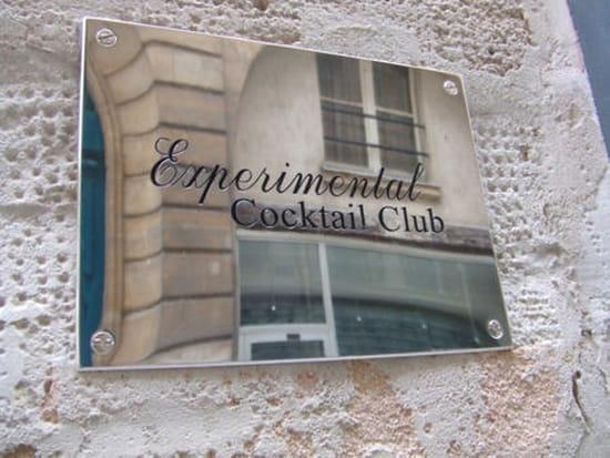 Expérimental Cocktail Club   © L'Expérimental Cocktail Club