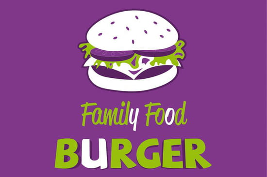 Family Food Burger