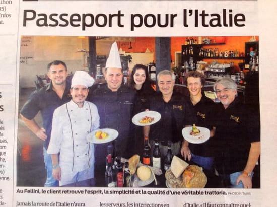 , Restaurant : Fellini
