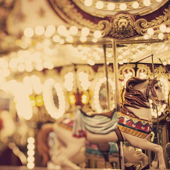 Ferme du Buisson  - Carrousel du restaurant -   © Ferme du Buisson