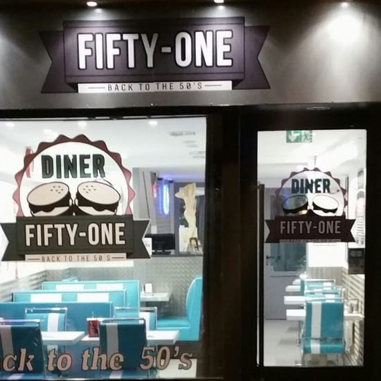 Fifty One Dinner