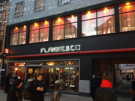 , Restaurant : Flamme&co