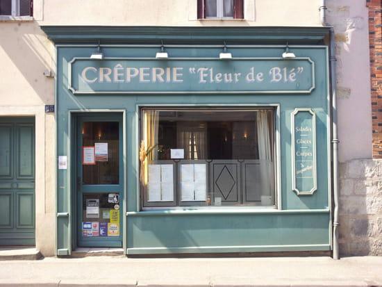 , Restaurant : Fleur de Blé  - Crêperie -