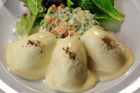 Flottes  - L'oeuf mayonnaise -   © Flottes