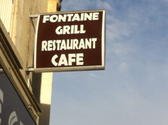 Fontaine Grill  - Restaurant FONTAINE GRILL  -   © FONTAINE GRILL