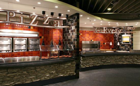 Food Court Cergy