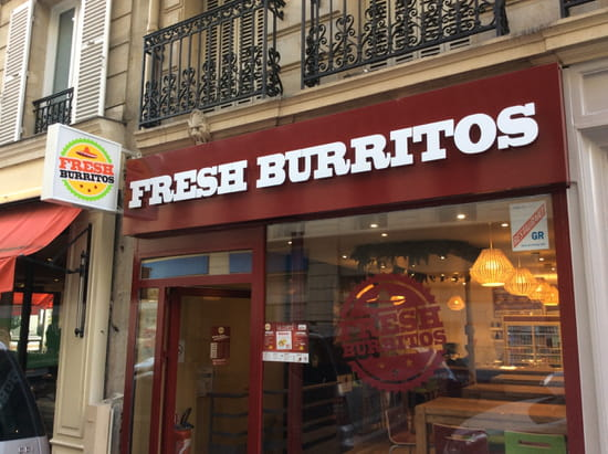 Fresh Burritos  - Fresh Burritos Paris Hôtel de ville -   © Fresh Burritos Paris Hôtel de ville