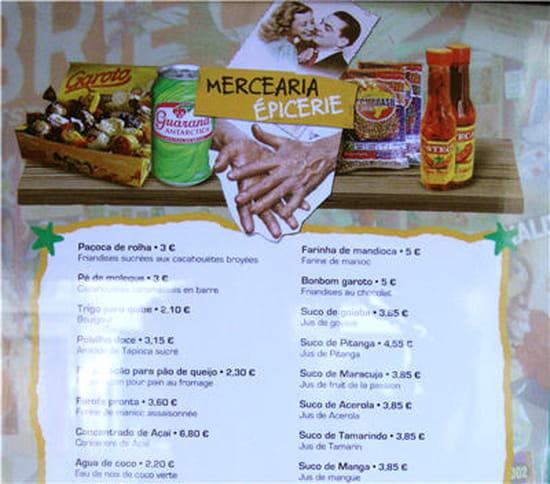 Restaurant Gabriela Carte