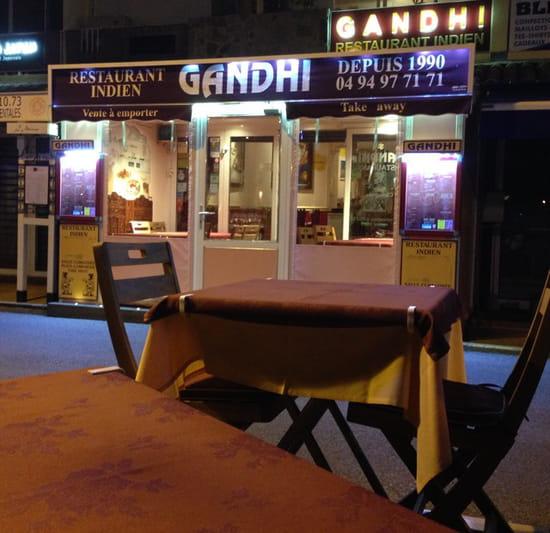 , Restaurant : Gandhi