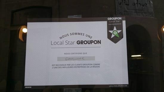 , Restaurant : Gastonomie