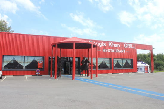 Gengis Khan Grill  - Restaurant Gengis Khan Grill. -