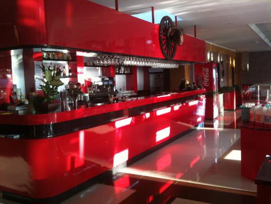 Gengis Khan Grill  - Bar du restaurant. -