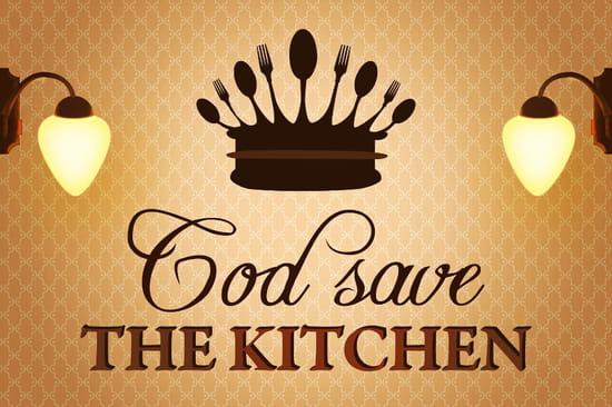 God Save the Kitchen