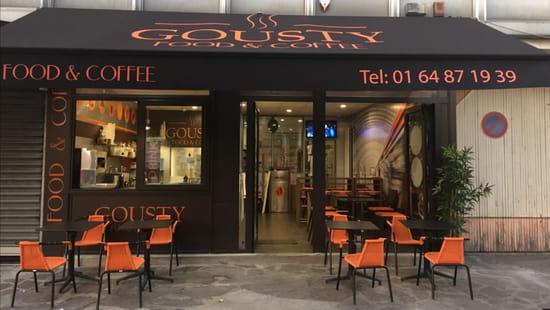 Gousty Food & Coffee