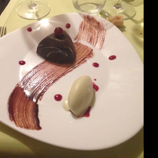 , Dessert : Grain de Sel