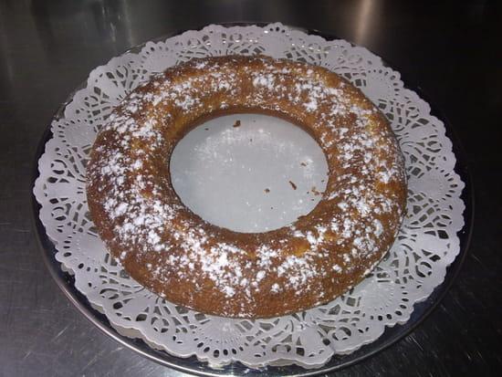 Grigno'thé  - Moelleux à l'orange -