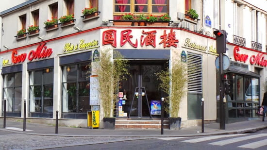 Bon Restaurant Chinois E Arrondissement Paris