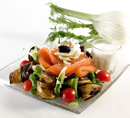 Gustoso  - salade bocca -   © gustoso