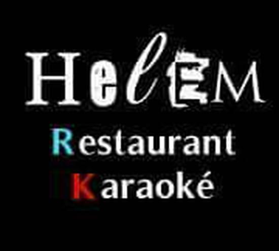 , Restaurant : Helem  - Logo -