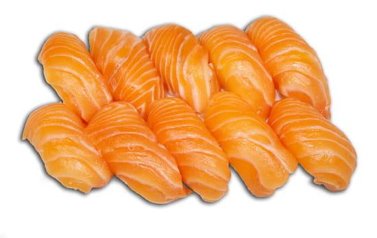 Hina Sushi  - Nigiri Saumon -   © Hina Sushi Annecy