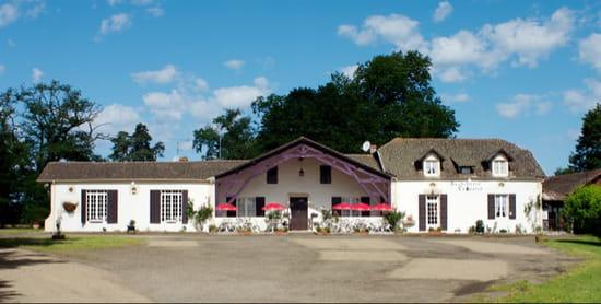 , Restaurant : Hostellerie Landaise