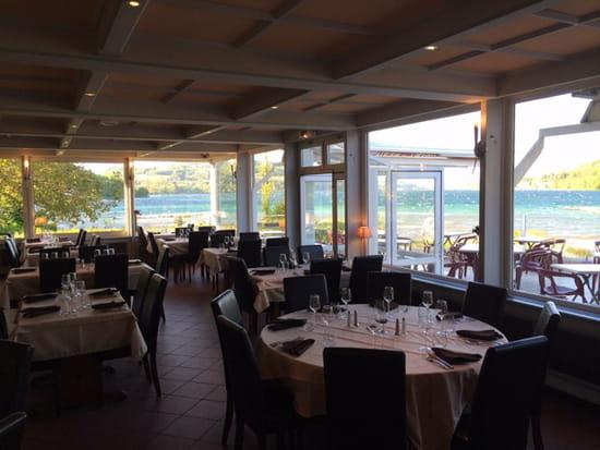 , Restaurant : Hôtel Beau Rivage