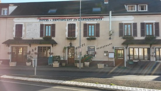 Hôtel de l'Agriculture