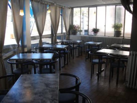 Hotel du Pont  - le restaurant -   © moi-même