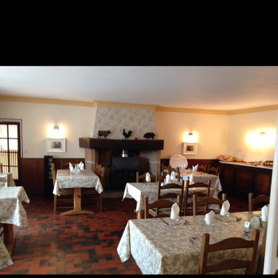 , Restaurant : Hotel le Bellerive  - Photo hôtel restaurant Bellerive -