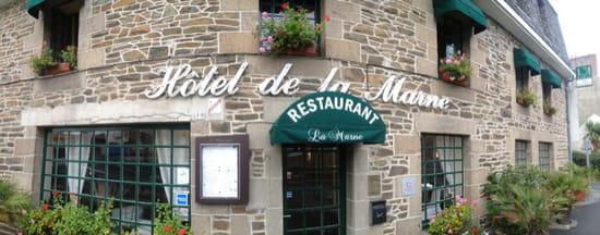 , Restaurant : Hôtel Restaurant de la Marne