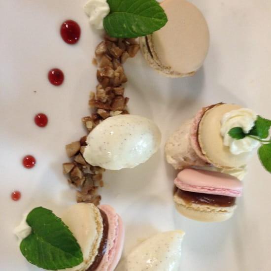 , Dessert : Hôtel Restaurant de la Marne