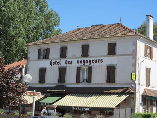 Hotel Restaurant des Voyageurs