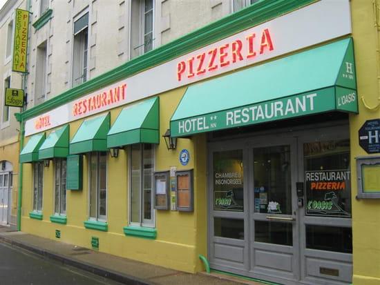 Hôtel Restaurant L'Oasis  - Hôtel restaurant L'Oasis -   © L'Oasis
