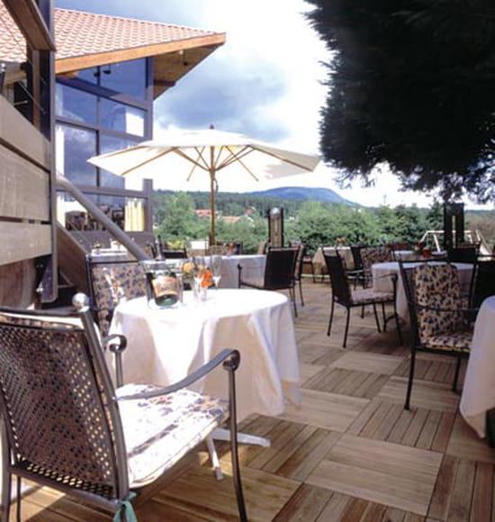 H tel restaurant la belle vue bar saulxures avec for Hotel avec restaurant