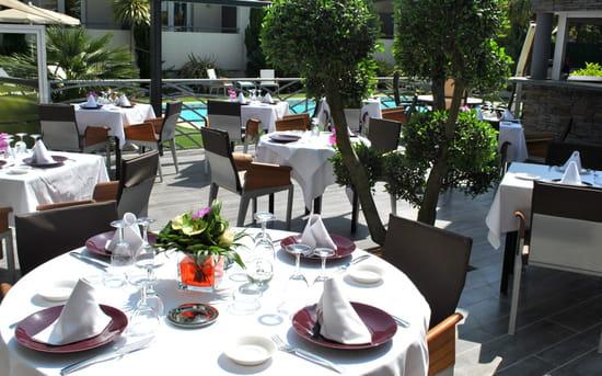 Hôtel restaurant La Fauceille  - La pergola -