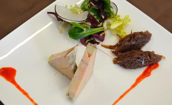 Hôtel restaurant Lesage  - Foie Gras maison -