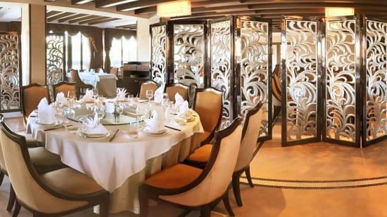 Huatian Chinagora  - Salle du restaurant -