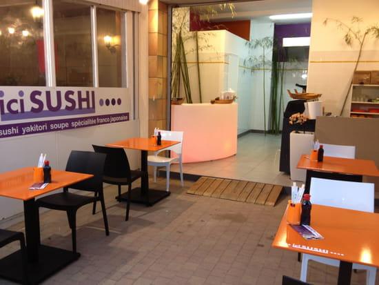 Ici Sushi Bar