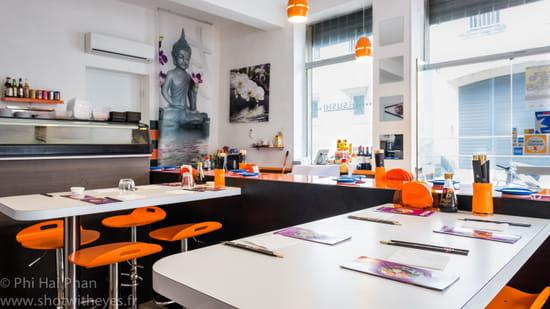 Ici Sushi Lounge  - Ici sushi Interieur 01 -