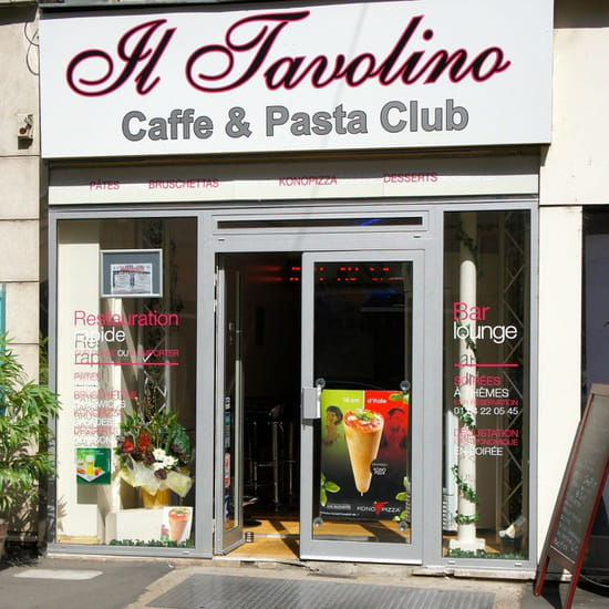 Il Tavolino Caffe & Pasta Club