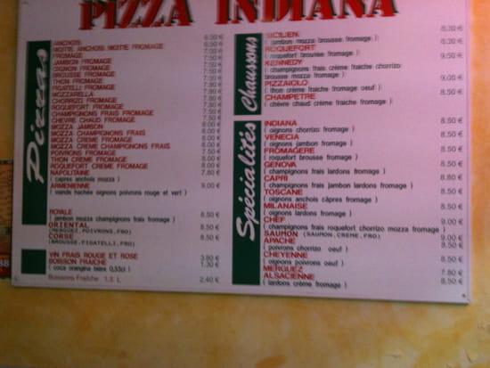 Indiana Pizza Marseille